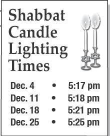 Shabbat Candle Lighting Times | Jewish Press of Tampa